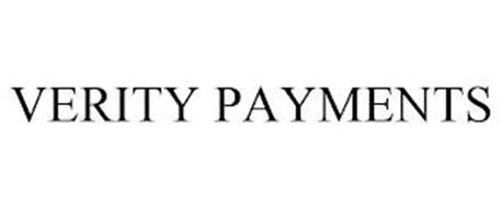 VERITY PAYMENTS