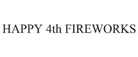 HAPPY 4TH FIREWORKS