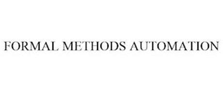 FORMAL METHODS AUTOMATION