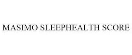 MASIMO SLEEPHEALTH SCORE