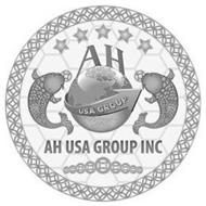 AH USA GROUP AH USA GROUP INC