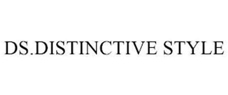 DS.DISTINCTIVE STYLE