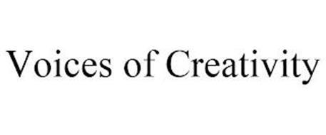 VOICES OF CREATIVITY