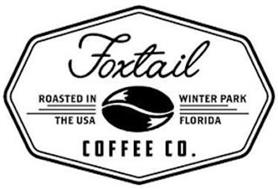 FOXTAIL COFFEE CO. ROASTED IN THE USA WINTER PARK FLORIDA