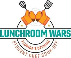 LUNCHROOM WARS FLORIDA'S OFFICIAL STUDENT CHEF COOK-OFF