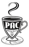 PAC PENNY ANN'S CAFÉ EST. 2011 PENNY ANN