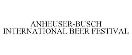 ANHEUSER-BUSCH INTERNATIONAL BEER FESTIVAL