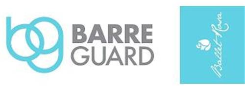 BG BARRE GUARD BALLET ROSA