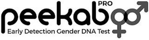 PEEKABOO PRO EARLY DETECTION GENDER DNA TEST