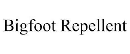 BIGFOOT REPELLENT