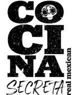 COCINA SECRETA REAL MEXICAN