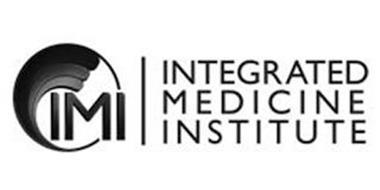 IMI INTEGRATED MEDICINE INSTITUTE