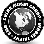 · SOLAR MUSIC GROUP · GLOBAL TALENT · SMG