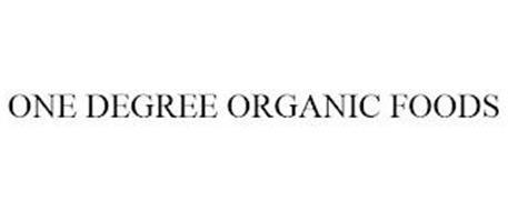 ONE DEGREE ORGANIC FOODS