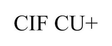 CIF CU+