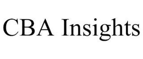 CBA INSIGHTS