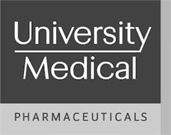 UNIVERSITY MEDICAL PHARMACEUTICALS