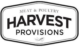 HARVEST PROVISIONS MEAT & POULTRY