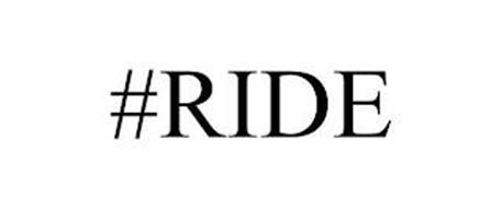 #RIDE