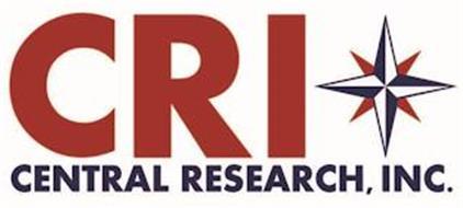 CRI CENTRAL RESEARCH, INC.