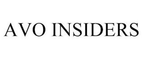 AVO INSIDERS