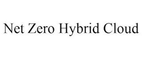 NET ZERO HYBRID CLOUD