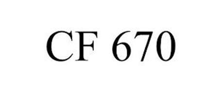 CF 670
