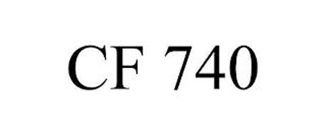 CF 740