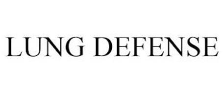 LUNG DEFENSE