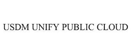 USDM UNIFY PUBLIC CLOUD