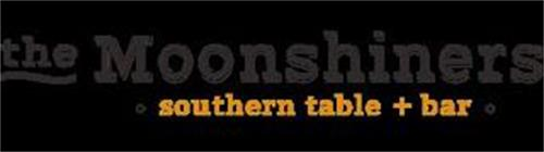 THE MOONSHINERS SOUTHERN TABLE + BAR