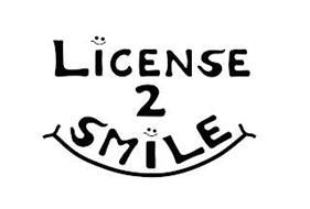 LICENSE 2 SMILE