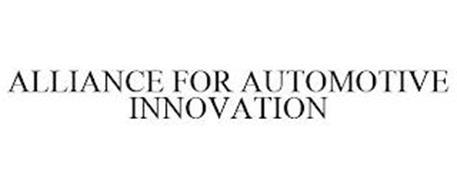 ALLIANCE FOR AUTOMOTIVE INNOVATION