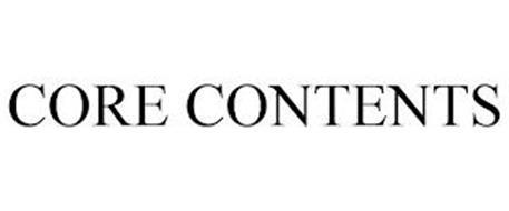 CORE CONTENTS