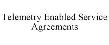 TELEMETRY ENABLED SERVICE AGREEMENTS