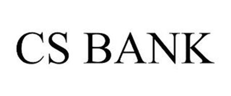 CS BANK