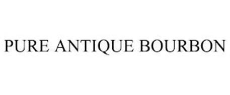 PURE ANTIQUE BOURBON