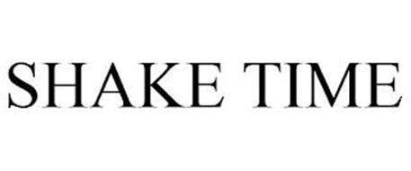 SHAKE TIME