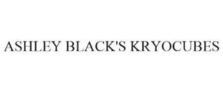 ASHLEY BLACK'S KRYOCUBES