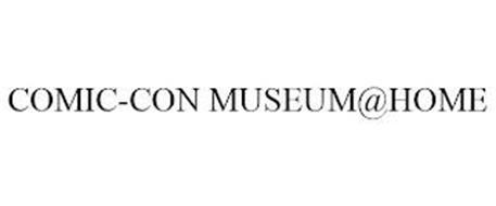 COMIC-CON MUSEUM@HOME