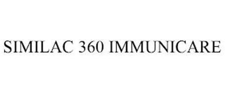 SIMILAC 360 IMMUNICARE