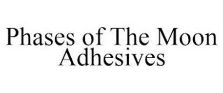 PHASES OF THE MOON ADHESIVES