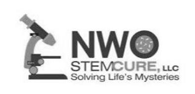 NWO STEMCURE, LLC SOLVING LIFE'S MYSTERIES