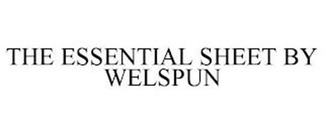 THE ESSENTIAL SHEET BY WELSPUN