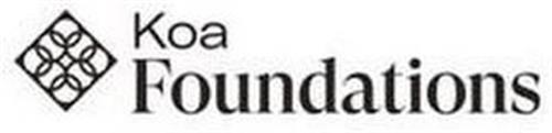 KOA FOUNDATIONS