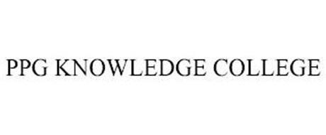 PPG KNOWLEDGE COLLEGE