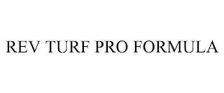 REV TURF PRO FORMULA
