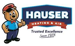 H HAUSER HEATING & AIR TRUSTED EXCELLENCE SINCE 1978