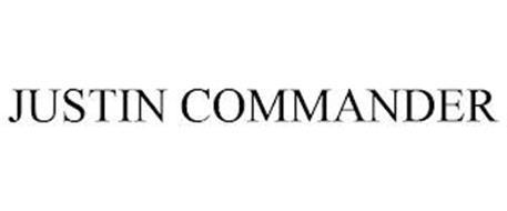 JUSTIN COMMANDER