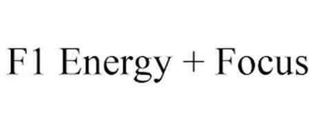 F1 ENERGY + FOCUS